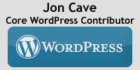Jon Cave - Core WordPress Contributor