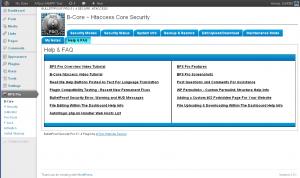 B-core Help & FAQ